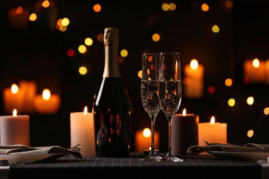 San Valentino a casa tua.